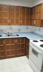 kitchen before redesign