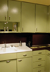 kitchen after redesign by Debra Gould