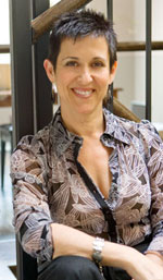 Six Elements president Debra Gould
