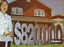 Six Elements home staging on CityTV News